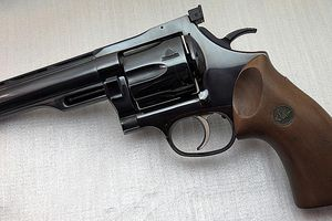 Dan Wesson 44 with 6