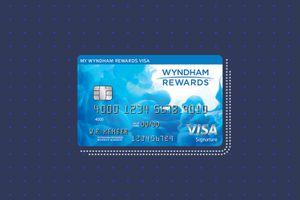 VISA Signature Wyndham Rewards