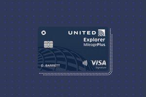United Explorer MileagePlus