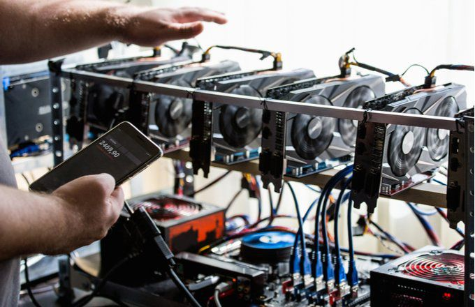 what equipment is needed to mine cryptocurrency