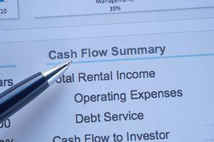 Analyzing cash flow