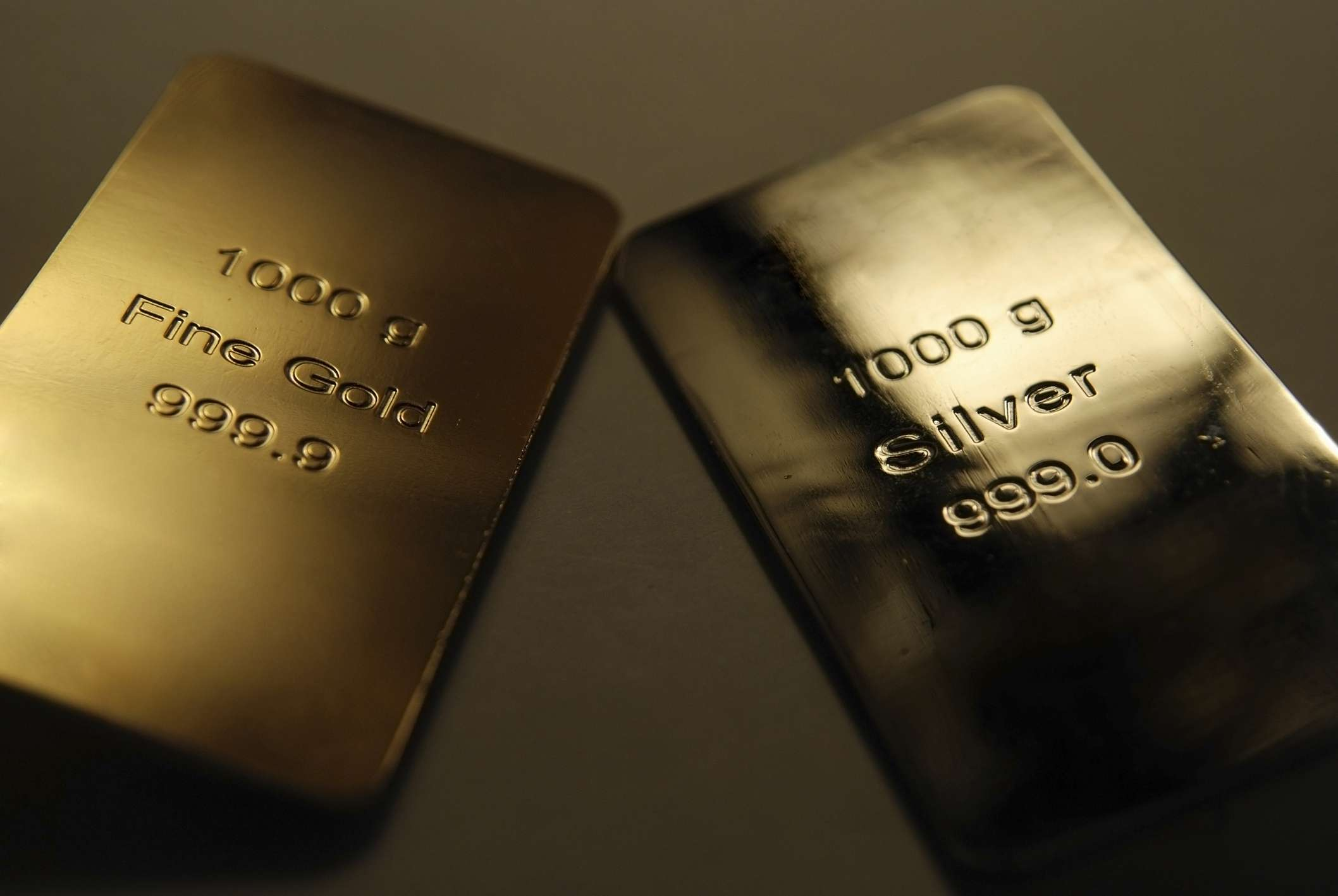 Trading The Gold Silver Ratio