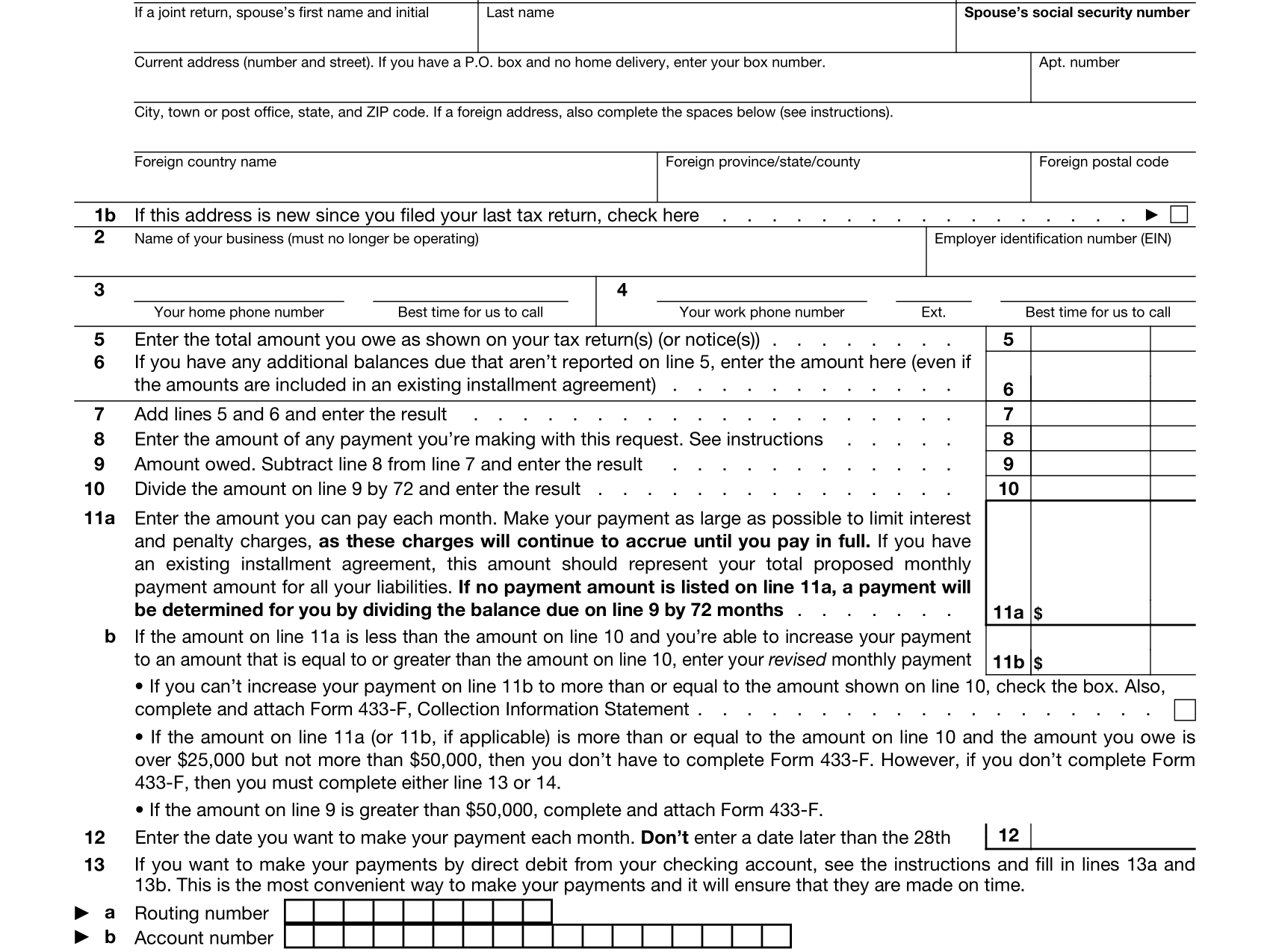 Sample Letter Requesting Installment Payments from www.investopedia.com