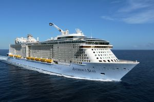 Royal Caribbean Anthem of the Seas cruise ship