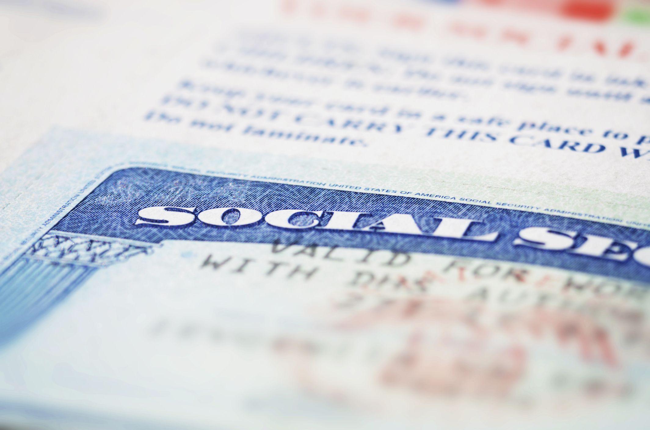 Social Security Definition