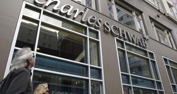 Image of Charles Schwab building
