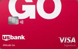 U.S. Bank Altitude®Go Visa Signature®Card