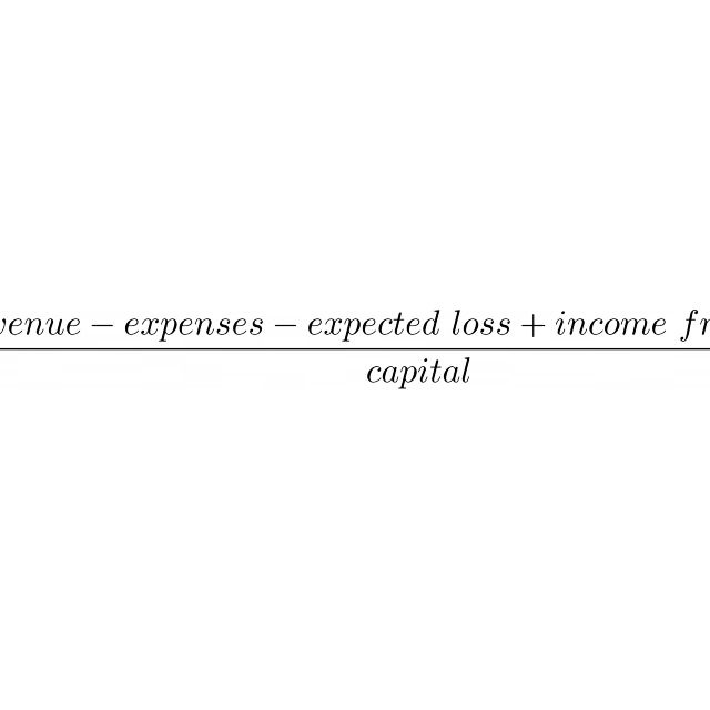 Risk-adjusted return on capital investment activtrades forex contest traders