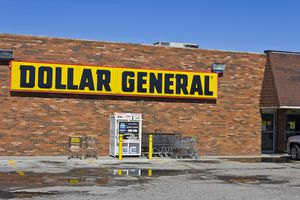 Image of Dollar General store
