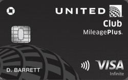 United Club Infinite Card