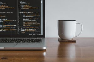 Coding with coffee