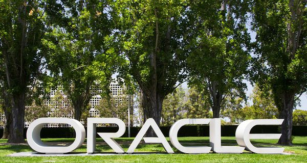 Image of Oracle sign