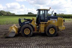 Image of Deere equipment