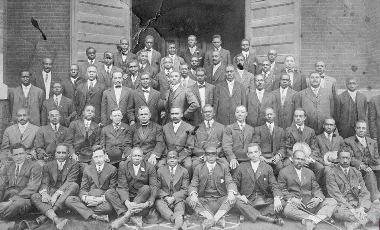 Origins of Black Wall Street
