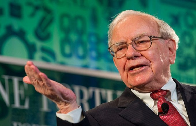 Buffett's $58 Billion Bet on 3 Stocks