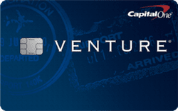 Capital One Venture Rewards Credit Card