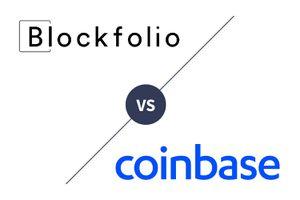 Blockfolio vs. Coinbase