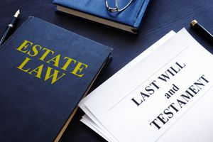 Estate Law, Last Will and Testament in a Court
