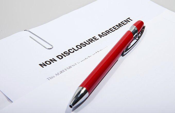 Non Disclosure Agreement Nda Definition