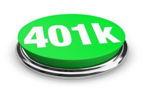Disk labeled 401k