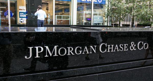 Image of JPMorgan Chase sign