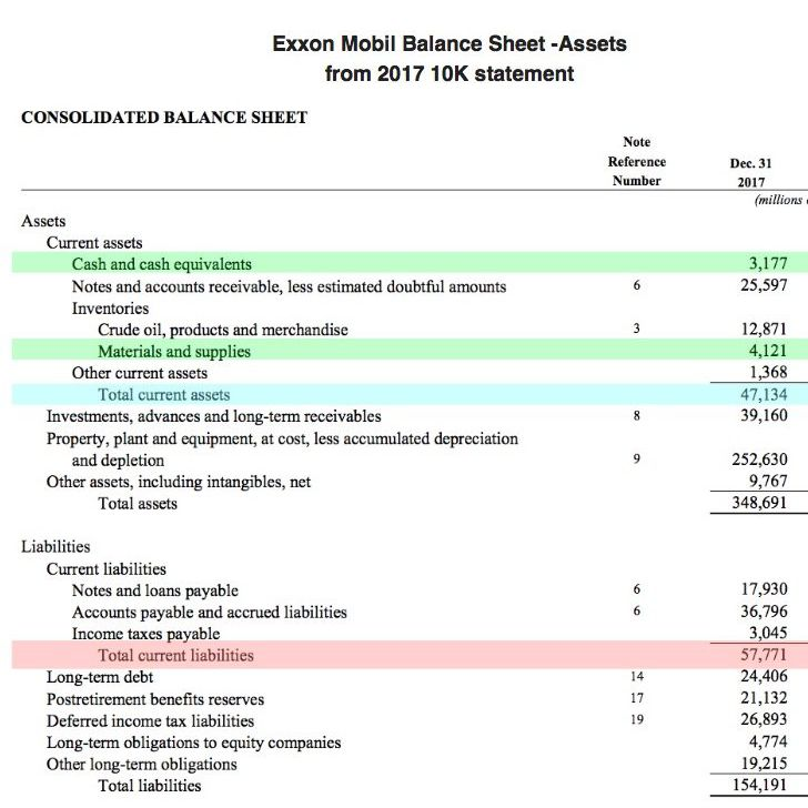 what changes in working capital impact cash flow