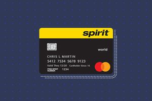 Spirit Airlines World Mastercard Review