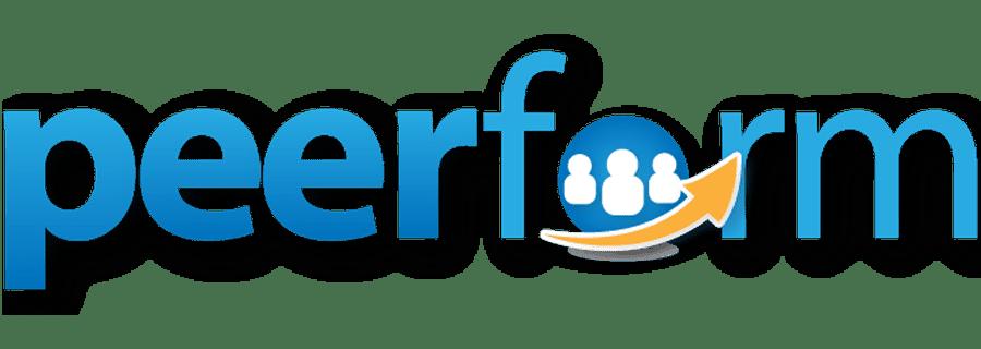 Peerform logo