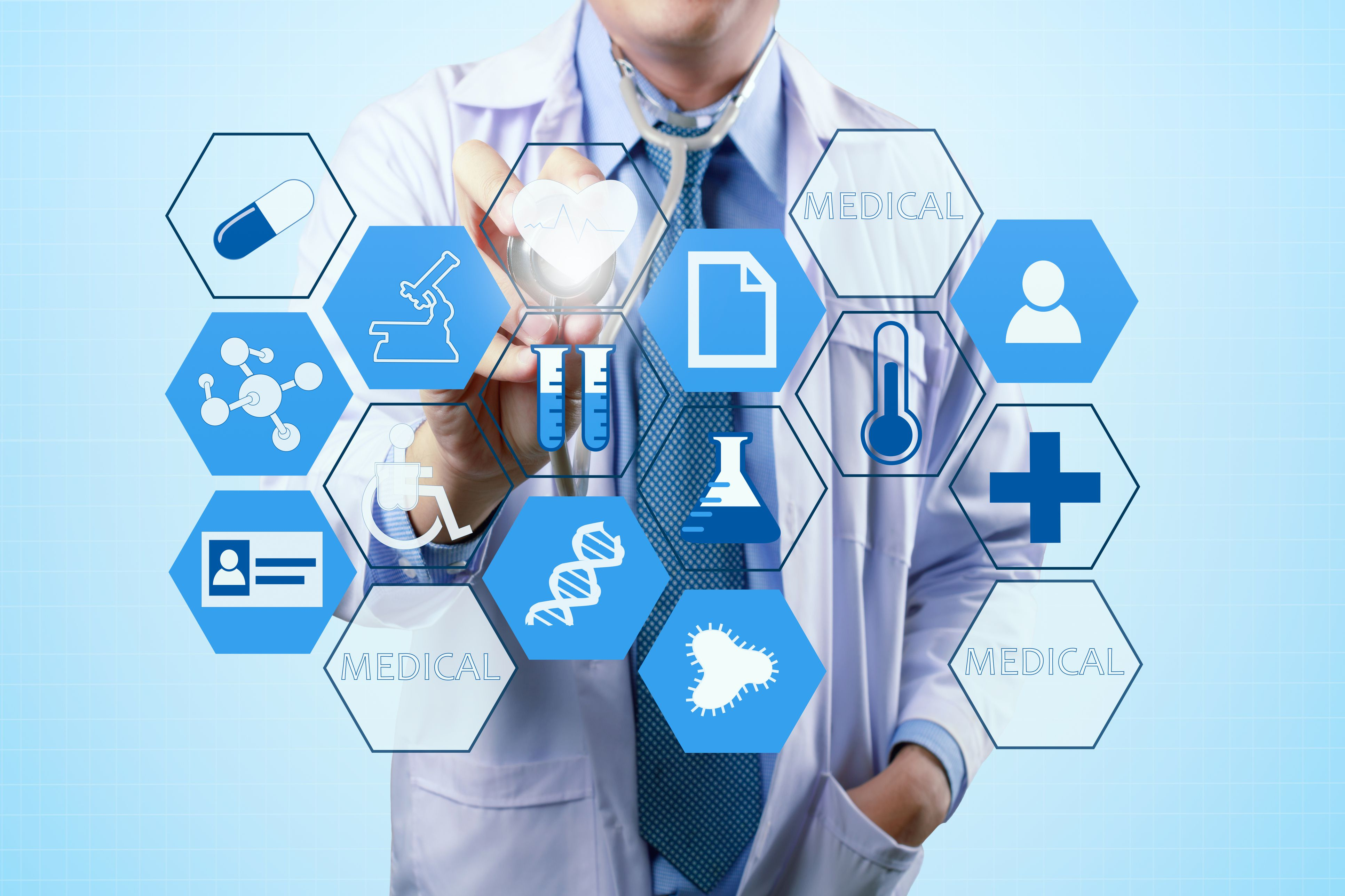 The Top Health Care Companies in the World